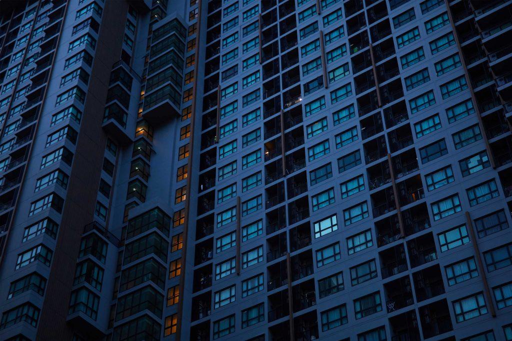 soluções segurança em condomínios